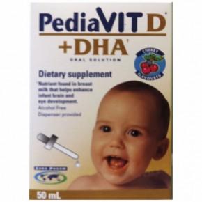 001-PediaVIT D+DHA