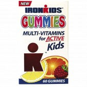 001_IRONKIDS_Gummies_Multi-Vitamins for ACTIVE