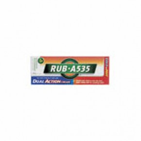 020_Rub-A 535_Dual_Action_Cream